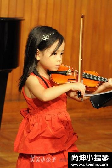 琪琪学小提琴记-演奏会图片