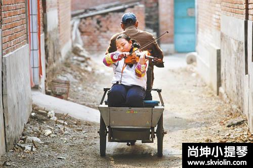 小村庄的小提琴梦
