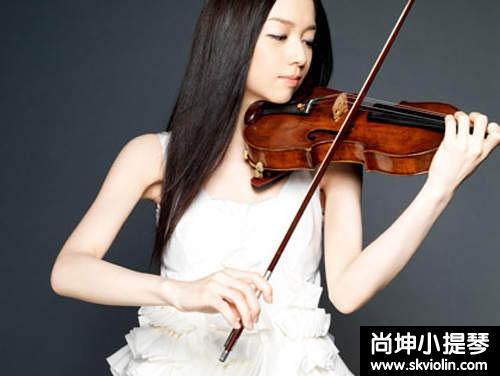 日本美女小提琴家宫本笑里
