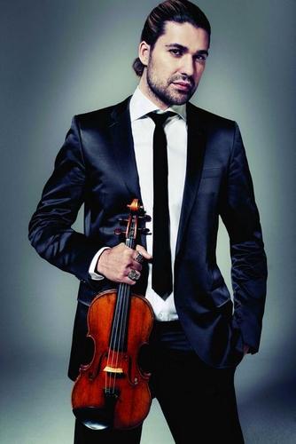 小提琴巨星大卫.盖瑞 3月即将首度来台