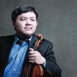 小提琴家王晓东