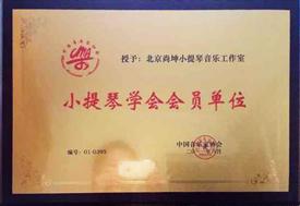 中国音乐家协会会员单位