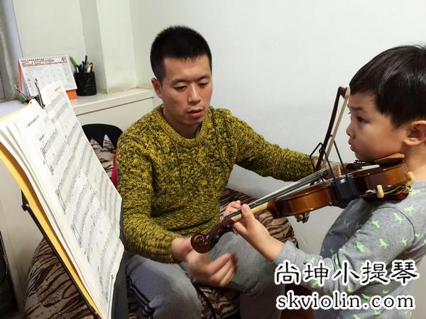北京哪里可以学小提琴?
